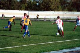 Летопись ореховского футбола: 2001 год. Сезон, добавивший оптимизма
