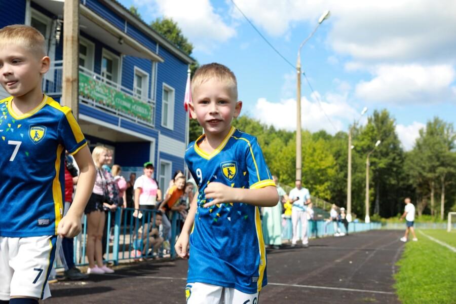 День физкультурника отметили на 15 спортивных площадках округа