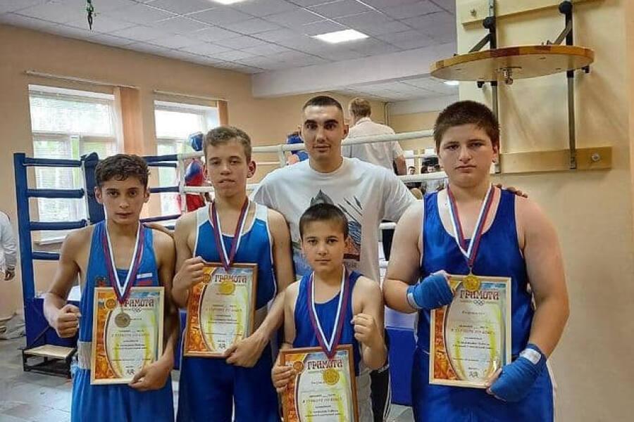 Боксеры «Спартак-Орехово» — призеры соревнований в Ногинском районе