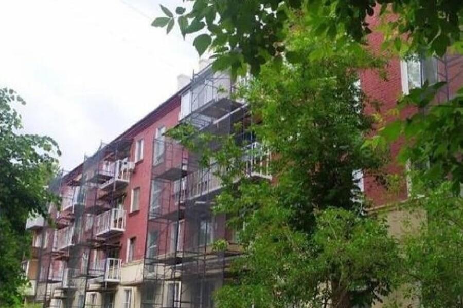 Орехово-Зуевском округе заменят балконы в 15 многоквартирных домах