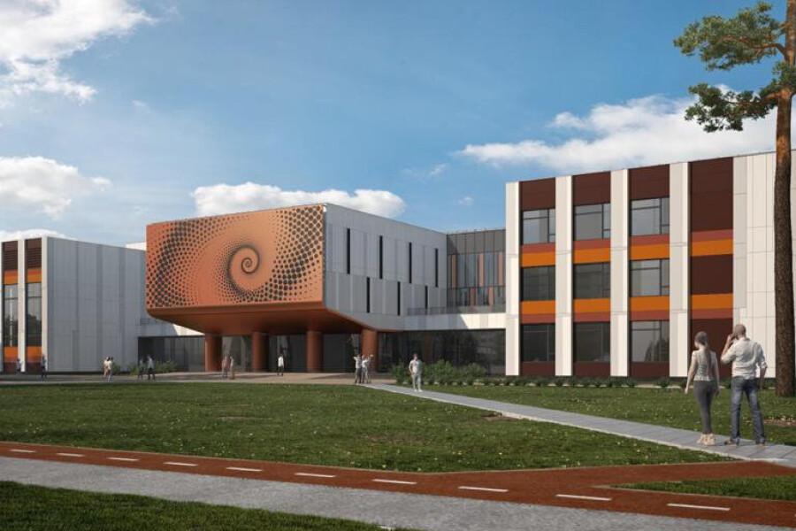 Какой будет школа на улице Красина?