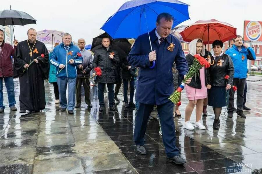 Автопробег ко Дню Победы прошел в Орехово-Зуевском городском округе