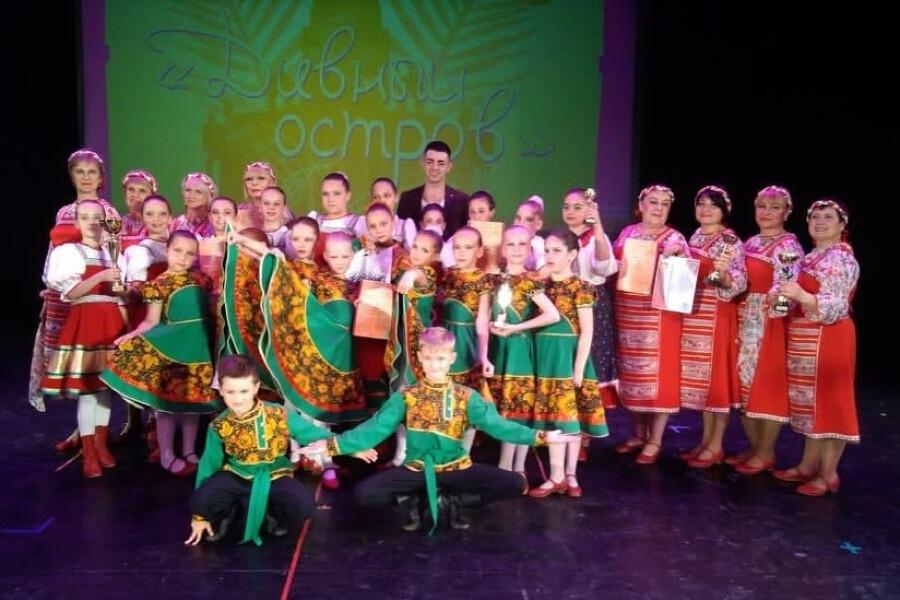 Куровчане стали многократными победителями фестиваля «Дивный остров»