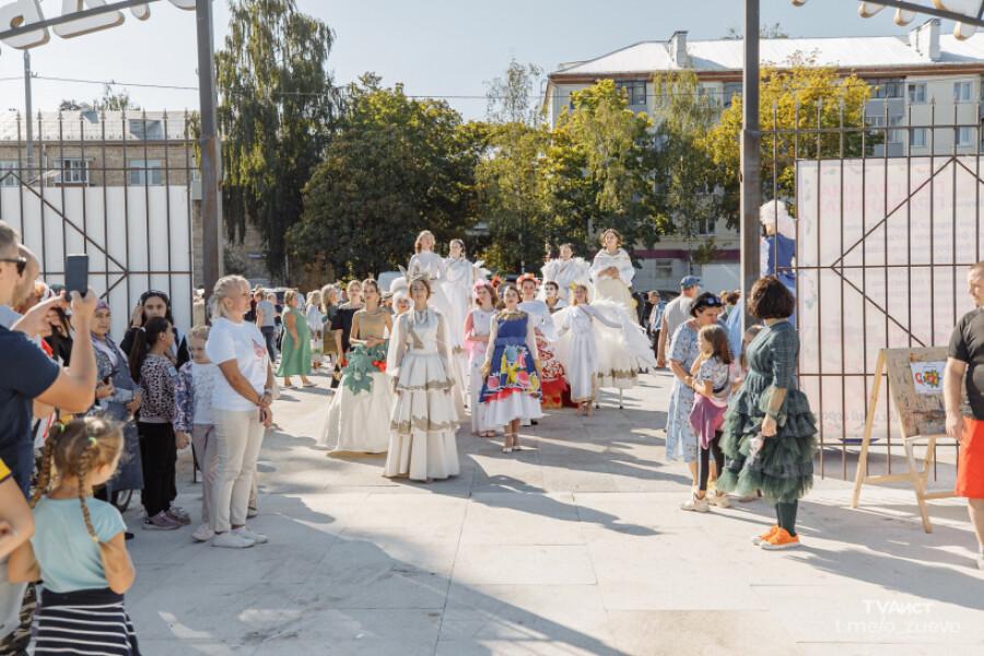 В Ликино-Дулеве состоялся традиционный фестиваль «Агашка»