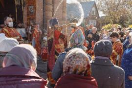 В Ликино-Дулеве отметили престольный праздник главного храма