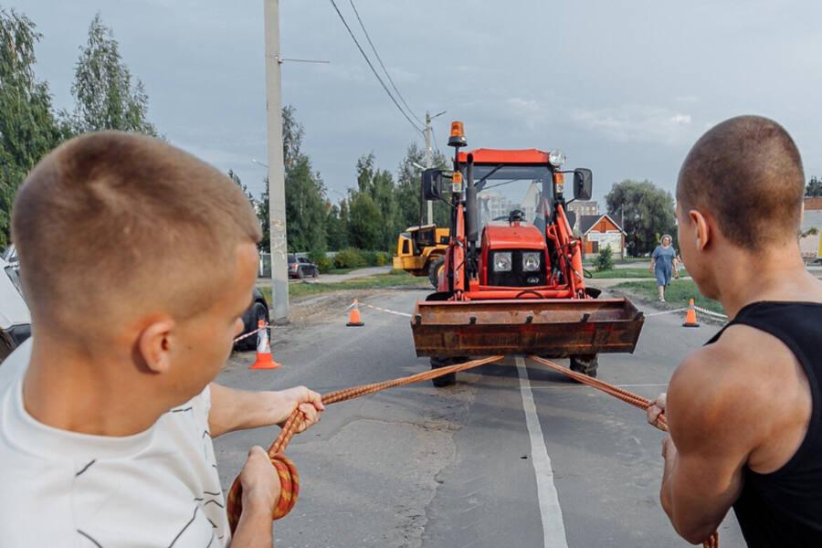 День деревни Давыдово прошел шумно и весело