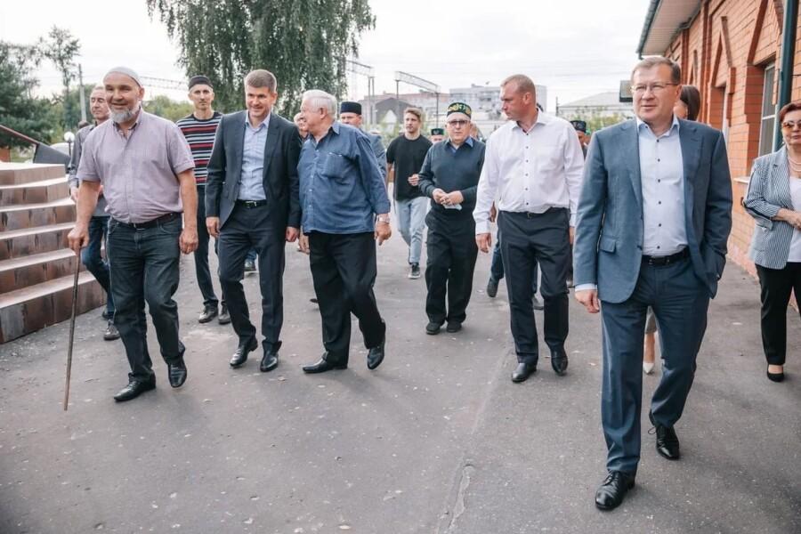 20 лет со дня открытия соборной мечети в Орехово-Зуеве