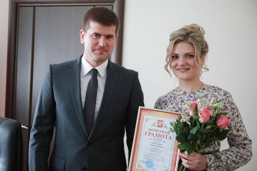 Воспитатель года 2021 — Ольга Тарелкина вышла в финал областного этапа