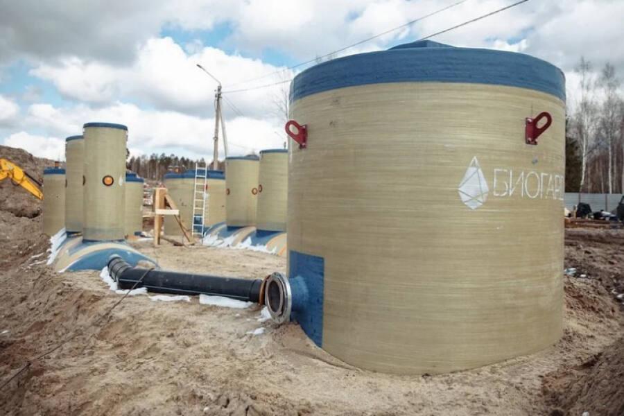 Очистные системы на полигоне «Малая Дубна» заработают в середине мая