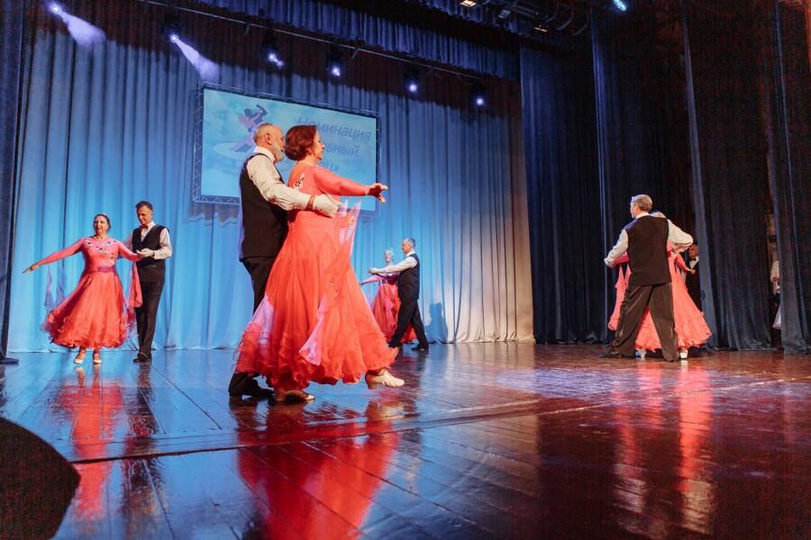 Танцам, как и любви, все возрасты покорны