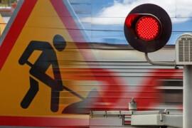 Ограничено движение транспорта через железнодорожный переезд в г. Дрезна