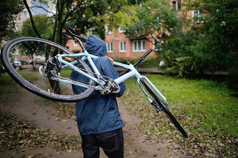 В Орехово-Зуеве задержан похититель велосипеда