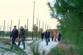 Открытие парка «Дулевский» состоится 8 октября