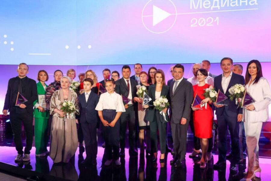 Победители премии «Медиана»