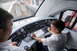 ДМЗ раскрыл секрет управления поездами