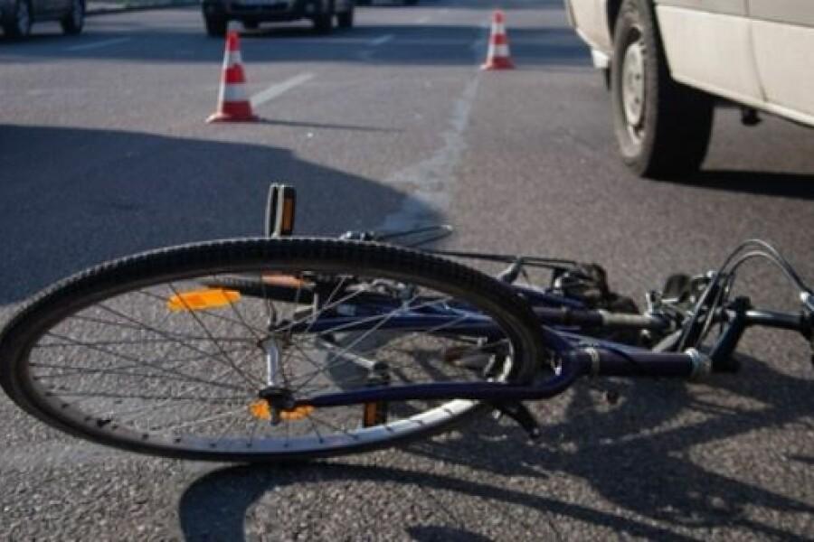 В Орехово-Зуеве в ДТП пострадал несовершеннолетний велосипедист