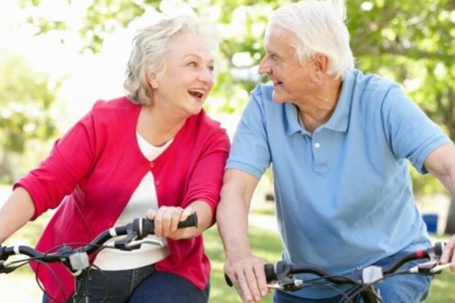 Участникам проекта «Активное долголетие» велопрокат бесплатно