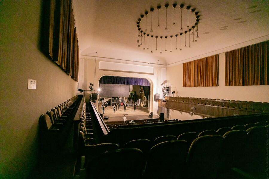Реставрация Зимнего театра близится к окончанию