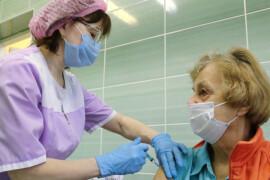 Более 25 тысяч ореховозуевцев 60+ выбрали вакцинацию от коронавируса