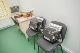 Новые музыкальные инструменты закуплены в ДШИ округа