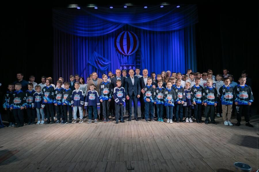 Состоялось награждение лучших игроков ХК «Русич» сезона 2020-2021