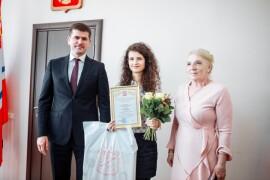 Ксении Жукевич стала «Мастером спорта России» по шахматам