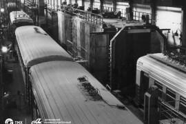 Первый электропоезд, выпущенный на ДМЗ, скоро отметит свое 30-летие