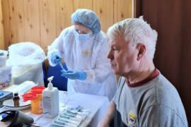 В июне намечена выездная вакцинация в СНТ Орехово-Зуевского округа