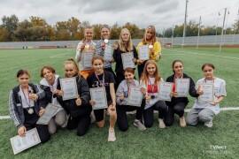 Легкоатлетическая спартакиада школьников прошла на «Знамени Труда»