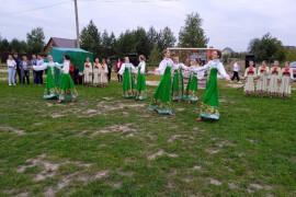 Деревня Ляхово отметила день рождения