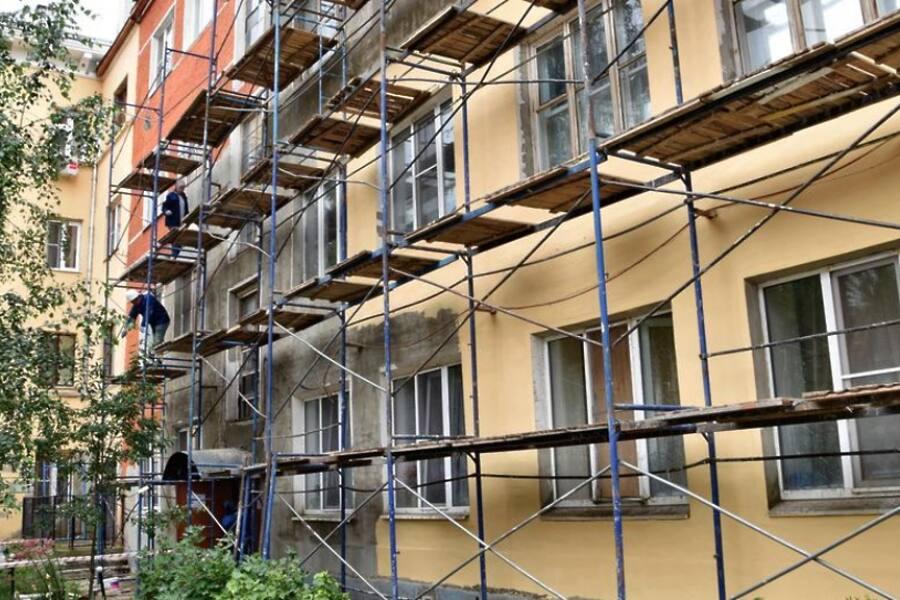 Капитальный ремонт многоквартирных домов в 2021 году