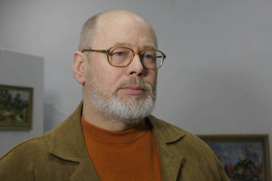 На 69-м году ушел из жизни Владимир Викторович Бухов