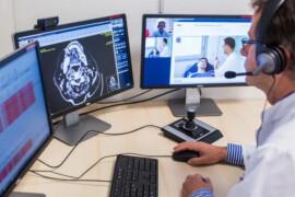 Специалисты МОНИКИ помогают врачам Орехово-Зуева проводить операции