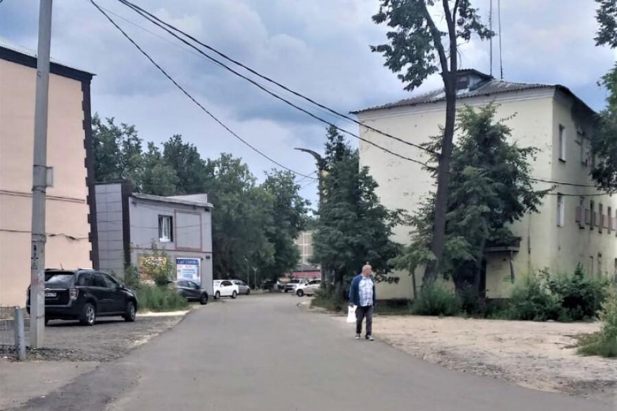 Перемены в городе Куровское