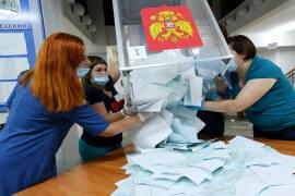 Итоговые результаты выборов по Орехово-Зуевскому округу