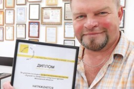 Наш земляк завоевал звание «Лучший мастер НХП»