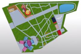 Парк «Дулевский» ожидает второй этап строительства