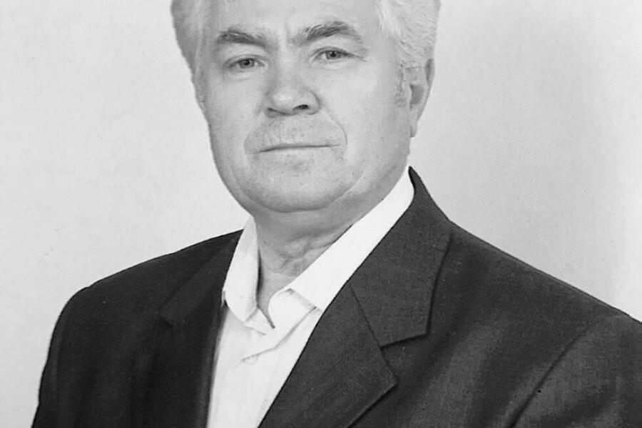 Сегодня, на 72 году жизни, скончался Вячеслав Николаевич Тютюньков