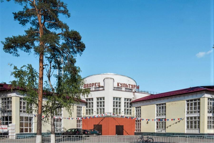 Культурно-досуговому центру «Дулевский» вернут первоначальный вид