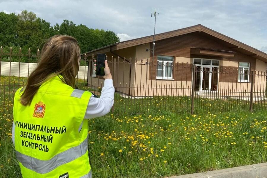Свыше 135 тысяч участков осмотрели земельные инспекторы Подмосковья