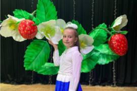 Воспитанница КДЦ «Дулевский» стала первой на всероссийском конкурсе
