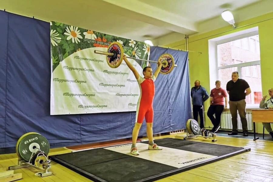 В школе №6 прошел открытый городской турнир по тяжёлой атлетике