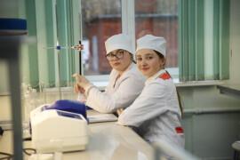 В ГГТУ вступила в строй после ремонта лаборатория аналитической химии