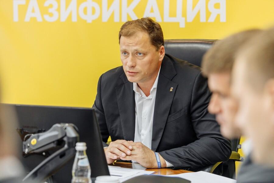 Выездное заседание областного штаба по социальной газификации