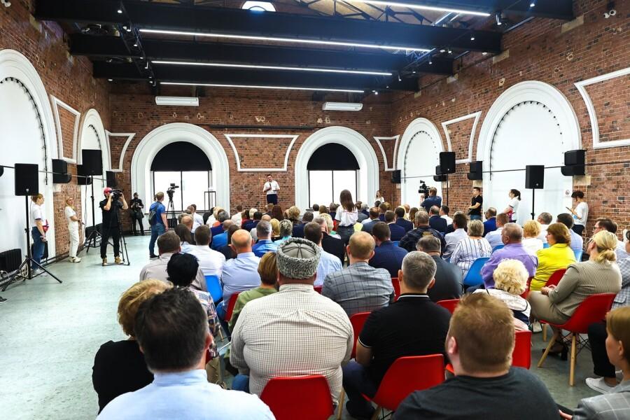 Губернатор встретился с активными жителями Орехово-Зуева