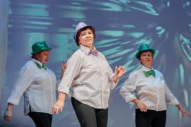Три праздника объединили людей старшего поколения в Демихове