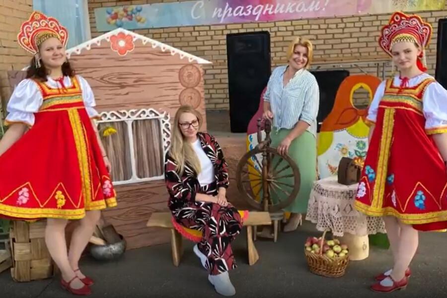 Деревня Соболево отметила день рождения