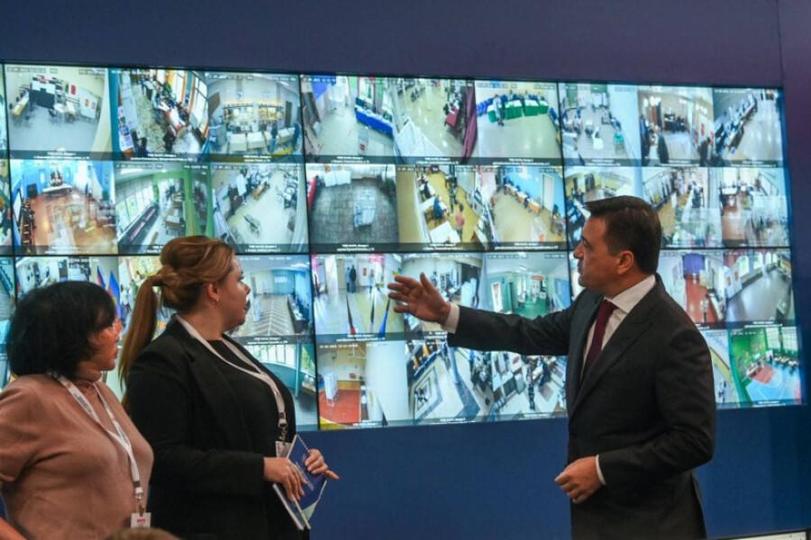 Подмосковный Центр мониторинга контролирует легитимность выборов